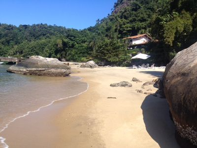 Photo for All Included Rustic Beach Decor House In Gipoia Island - Angra Dos Reis, Brazil