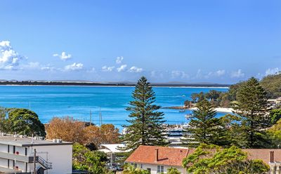 Photo for Ilanga - Nelson Bay Penthouse with views and resort facilities