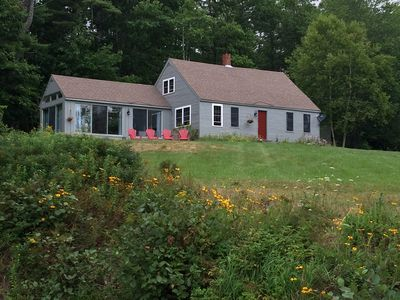 Waterfront Cottage On 53 Acre Private Prese Homeaway