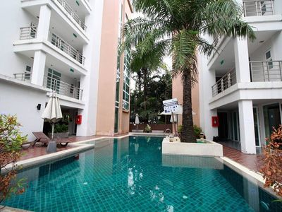 Photo for Patong Condo 1 Bed 54m2 - B306