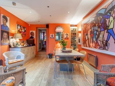 Photo for Attractive & artistic 4BR home in trendy Kentish Town, by Veeve