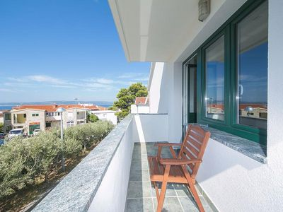 Photo for ctbv257- Completely new renovated apartment on the first floor of a private house, 120m2, 2 bedrooms, 2 bathrooms,4 persons