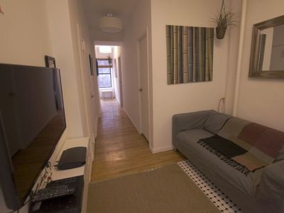 Photo for Apartment 1.2 km from the center of New York with Internet, Air conditioning (983299)