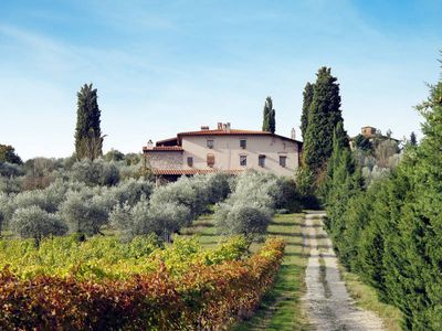 Photo for Apartment Podere Ginepro  in Rignano sull'Arno (FI), Florence and surroundings - 4 persons, 2 bedrooms