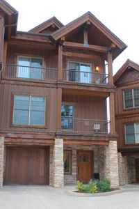 Photo for Luxury Ski In Ski Out Townhome