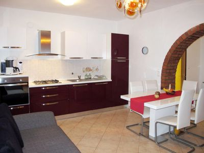 Photo for Apartment Orsic (KRK500) in Krk/Krk - 5 persons, 2 bedrooms