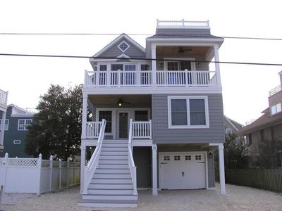 Photo for BRAND NEW CONSTRUCTION!! 6 BR OCEANSIDE HOUSE