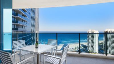 Photo for H Residence - 2 Bedroom Ocean View in Surfers Paradise