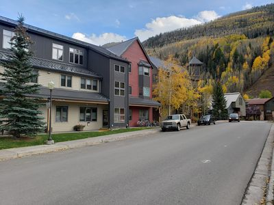 Photo for 2BD/2BA Condo in Town of Telluride, Sleeps 6, Garage, Hot Tub, BBQ, Pool