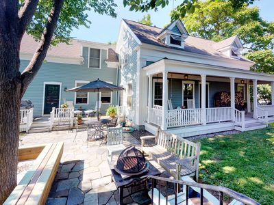 Photo for NEW LISTING! Spacious, dog-friendly home - walk to restaurants