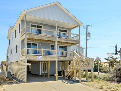 Photo for SPF 19 | Oceanfront | South Nags Head | Sleeps 16