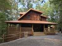 This is a great cabin, we enjoyed our stay very much, and look forward to coming back in the future.