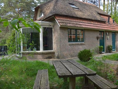 Photo for This thatch-roofed holiday home has real character