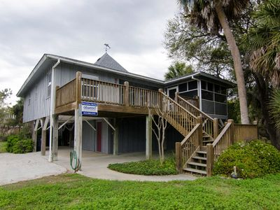 Photo for Pompano Villa - Easy Beach Access, Screened Porch