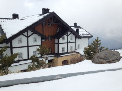 Photo for 5 bedroom house 300 meters from the ski slopes of Sierra Nevada