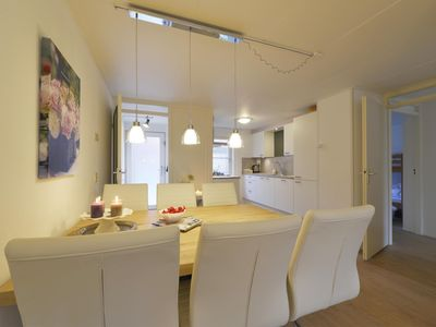 Photo for Sunny charming apartment on the coast of Zeeland at Veere and the Veerse sea