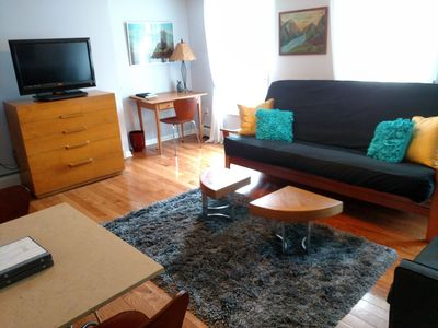 Photo for 1BR Apartment Vacation Rental in Kingston, New York