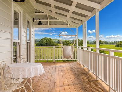 Photo for Bangalow Retreat, Luxury accommodation in the Byron Bay Hinterland.