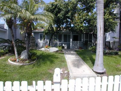 Front and rear yards are  fenced and pet friendly.