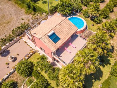 Photo for Villa Adria (villa surrounded by nature with private pool)