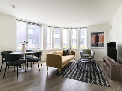 Photo for Sonder | The Continuum | Sophisticated 2BR + Gym