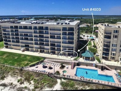 Photo for Beautiful Oceanfront Condo Just Steps from Beach