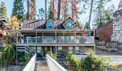 Photo for Spacious Lakefront Home with a Beautiful View and Private Boat Dock