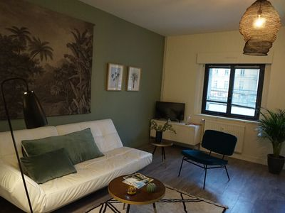 Photo for L'Eucalyptus, charming T2 in the heart of the city center