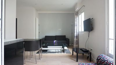 Photo for 1BR Apartment Vacation Rental in Paris, Dpt. Paris