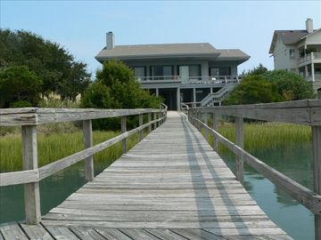 Figure Eight Island Gorgeous Sunsets Overlooking Sound With Deep Water Dock