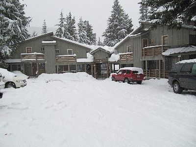 Photo for Prime Mt. Hood/Government Camp Loop Condo Background Beautiful 11,230 ft Mt Hood