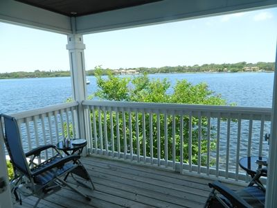 Photo for Waterfront Condo - At Waterside South In Coquina Key
