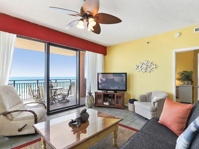 Photo for 602C - Have some fun at the beach in this playful 2BR Condo!
