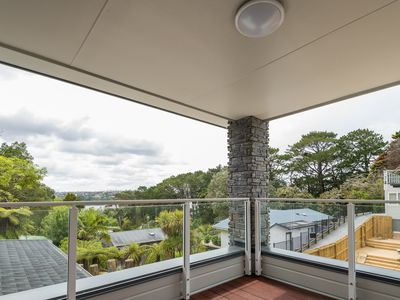 Photo for Brand New Holiday Home with Bay View