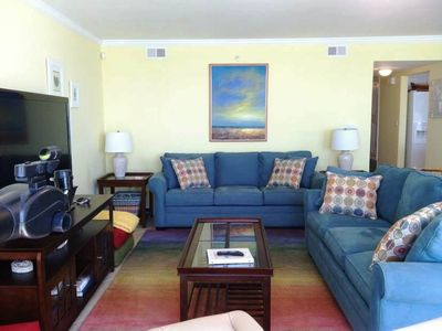 Photo for SeaSpray Perdido Key Unit No. 403 - 2 BR 2 Bath Gulf Front Condo