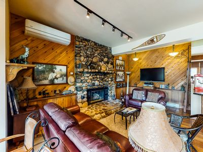 Photo for NEW LISTING! Charming home with game room and mountain views - close to golf!