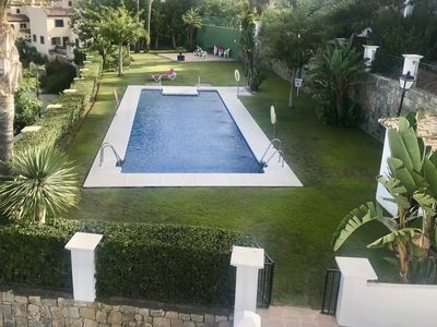 Photo for Beautiful Townhouse with pool, and WiFi, close by El Campanario Golf and Spa.