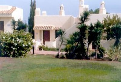 Photo for Super villa at La Manga club, air-con, wi-fi, superb views and winter sun