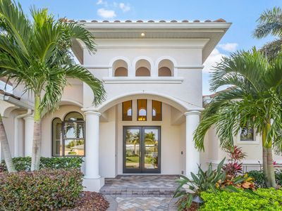 Photo for Bliss On Eternity - Luxurious waterfront home, heated pool, southern exposure
