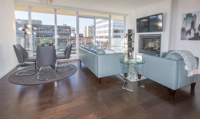 Photo for Luxurious & Spacious Air Conditioned 2BD/2Bath Condo in the Heart of Victoria