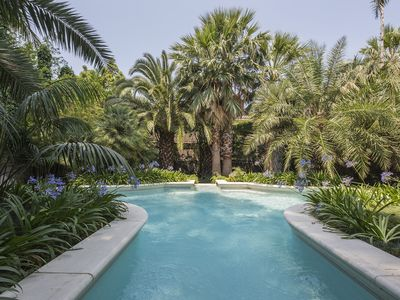 Photo for Villa Le Palme with Swimming Pool, Garden and Parking