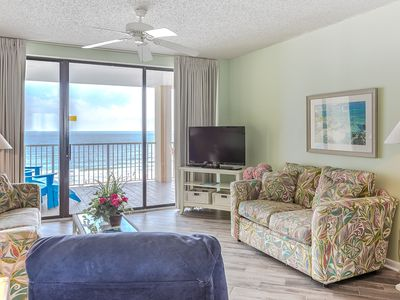 Photo for HAVE A BALL with Kaiser in Summer House #605A: 3 BR/2 BA Condo in Orange Beach Sleeps 8