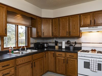 Updated two bedroom home with views of Lake Gogebic.