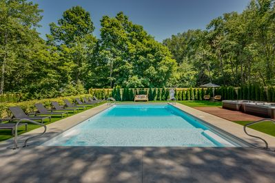 Backyard Oasis with Swimming Pool at Primrose!