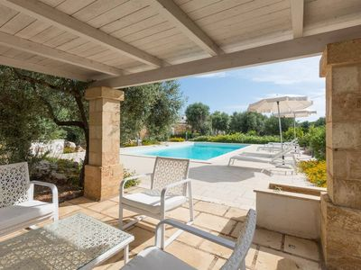 Photo for Villa Felline: 5 bedroom villa in Puglia