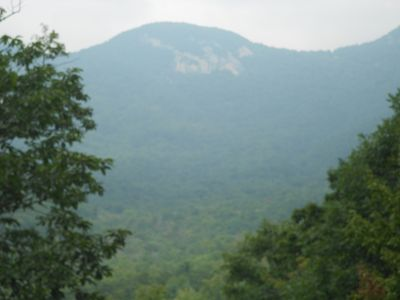Photo for Beautiful Lake Lure Home With Mountain View Of Chimney Rock Area