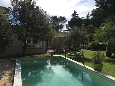 Photo for Le Mas des Pins nestled in the heart of pine Nîmes