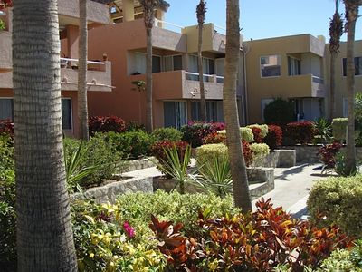 Photo for Centrally Located 2 Bedroom Condo, Beautiful Ocean And City Views.