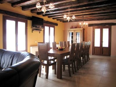 Photo for Self catering Sagardiko etxea for 16 people