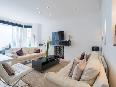 Photo for Luxurious West Kensington Home by Olympia London